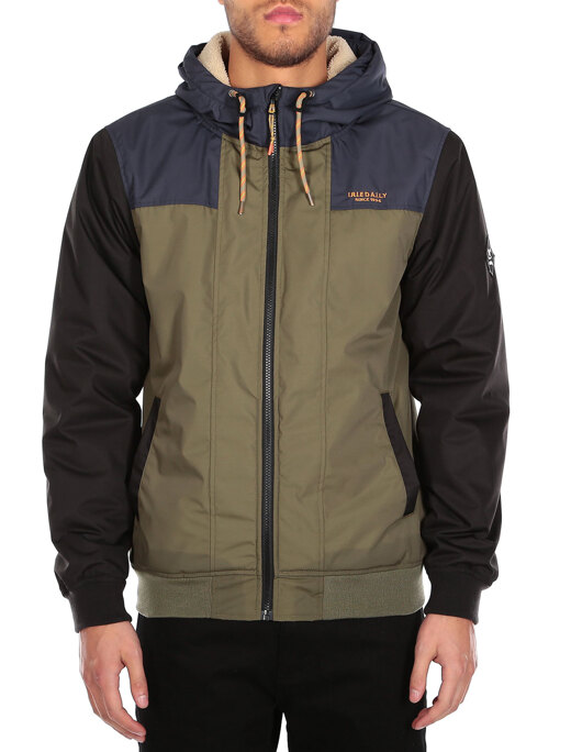 Patcher Jacket  [olive]