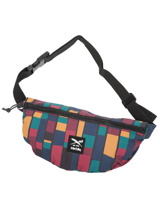 Rastron Hip Bag  [navy red]