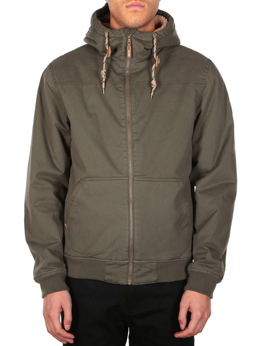 Relax City Jacket  [olive]
