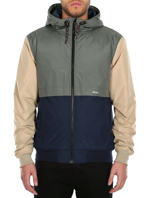 Rewind Jacket  [colored]