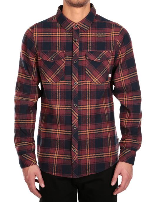Rosomako 2.0 LS Shirt  [dark rum]