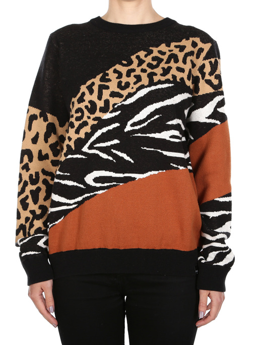Rudy Knit  [leo brown]