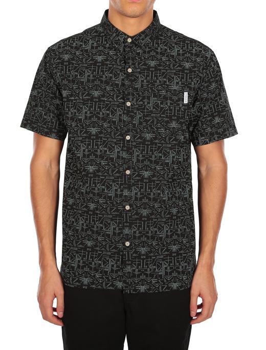 Sambasa SSL Shirt  [black]