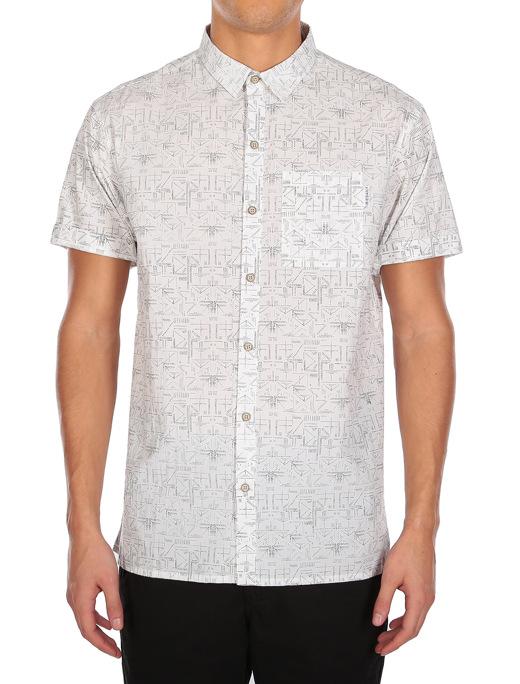 Sambasa SSL Shirt  [offwhite]
