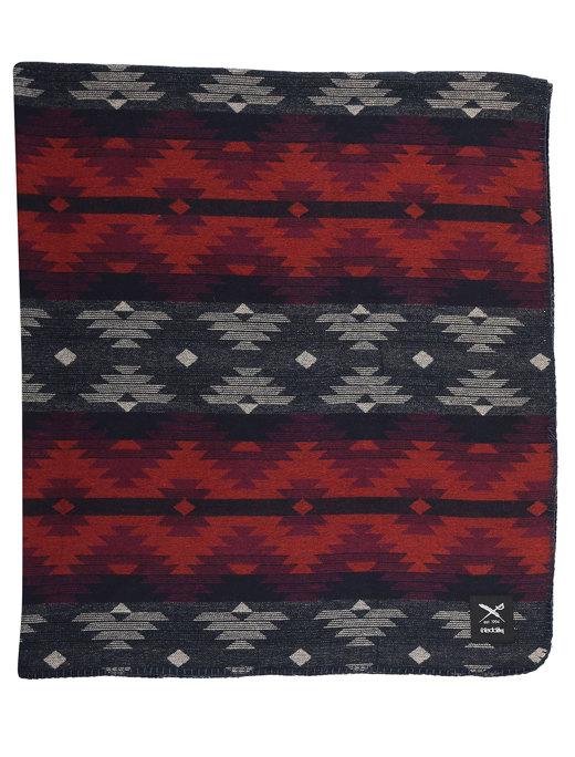 Santania 2 Blanket  [bluegrey]
