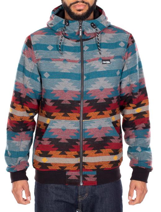 Santania Hood Jacket  [charc mel.]