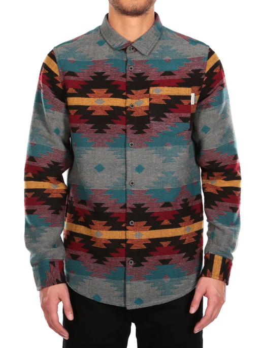 Santania Shirt  [charc mel.]