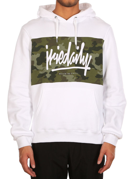 Tagg Hooded  [white]