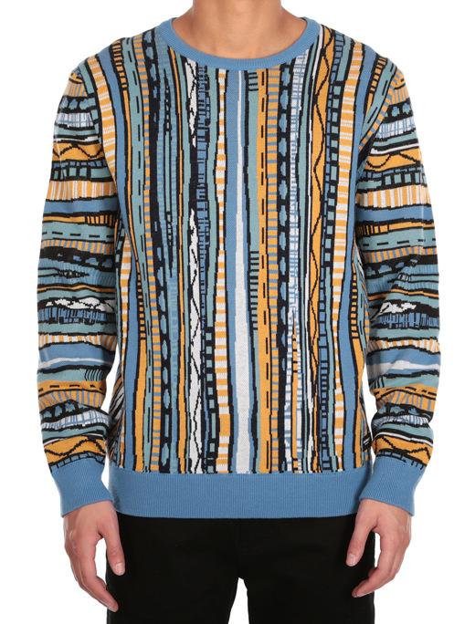 Theodore Knit  [blue]