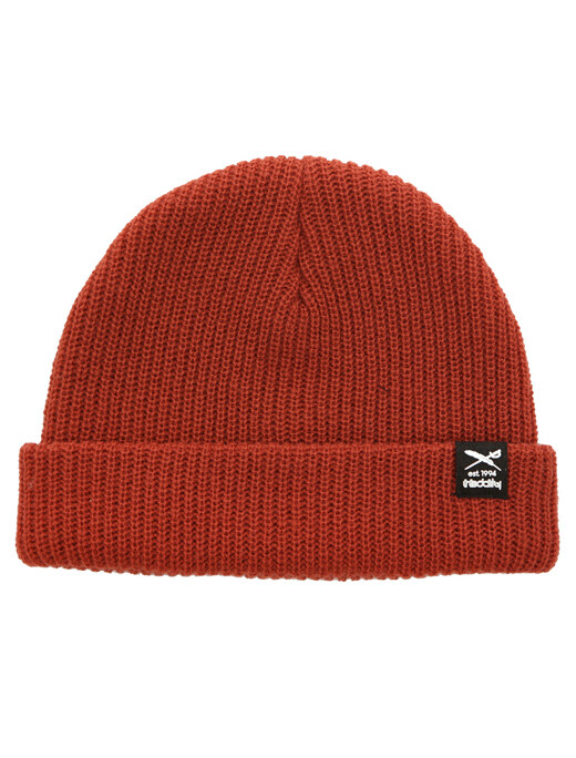 Transition Beanie  [brick]