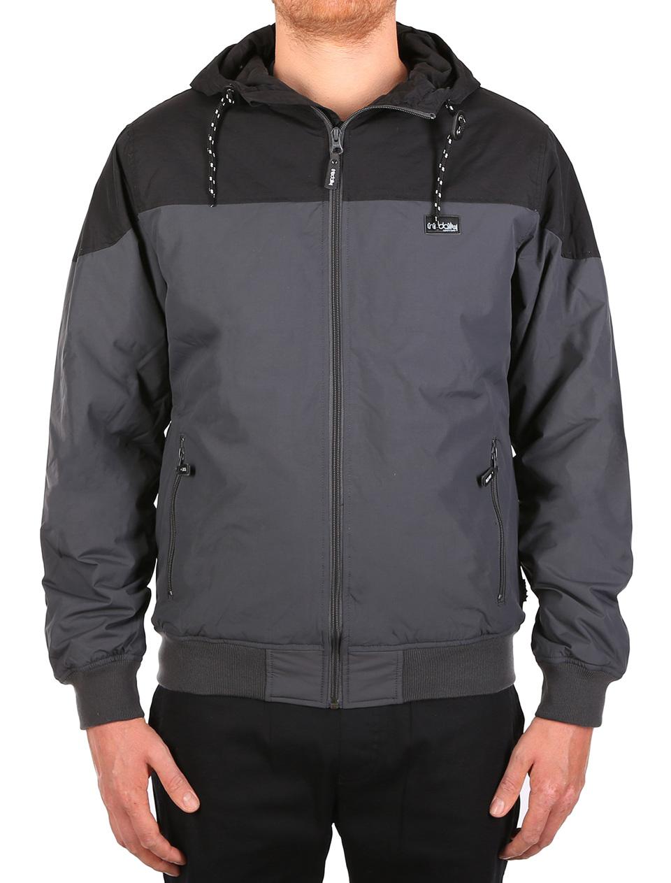 IRIEDAILY | Insulaner Jacket [anthracite] | im offiziellen Store