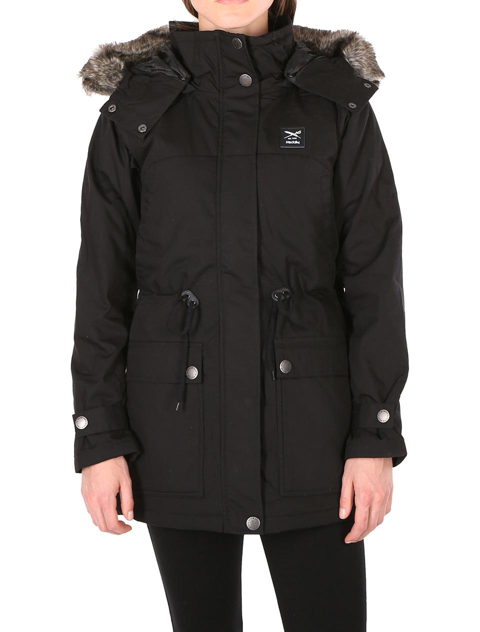 Koerte Jacket [black] | shop official IRIEDAILY