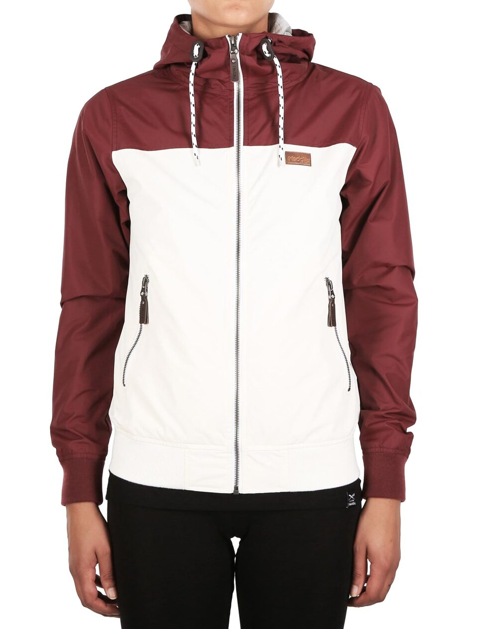 Veruschka Spice Jacket [maroon]   shop official IRIEDAILY