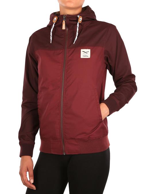 IRIEDAILY   Spice Sail Jacket [maroon]   im offiziellen Store