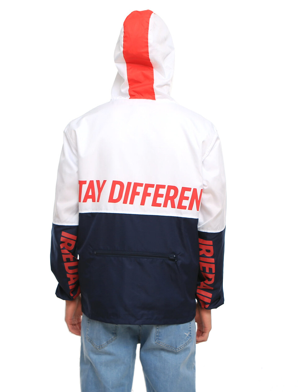 Official Shop Red navy Iriedaily New Momentum Jacket ZOngzFUqxw