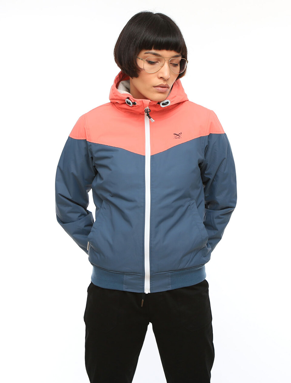 IRIEDAILY   Sporty Spice Jacket [steelblue]   shop official
