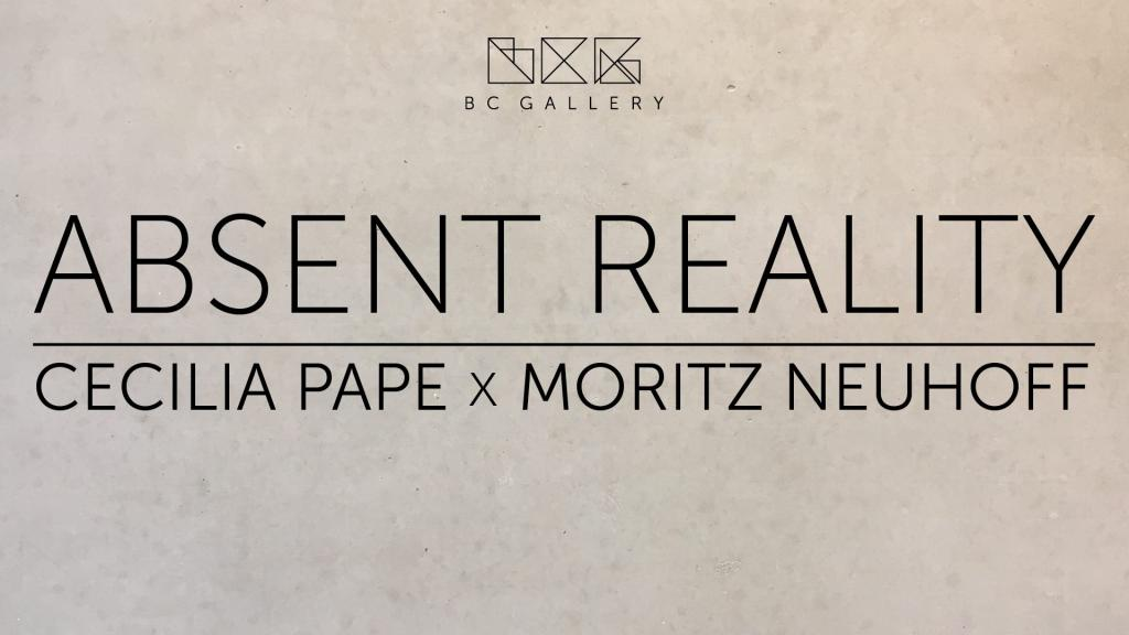 Absent Reality at BC Gallery