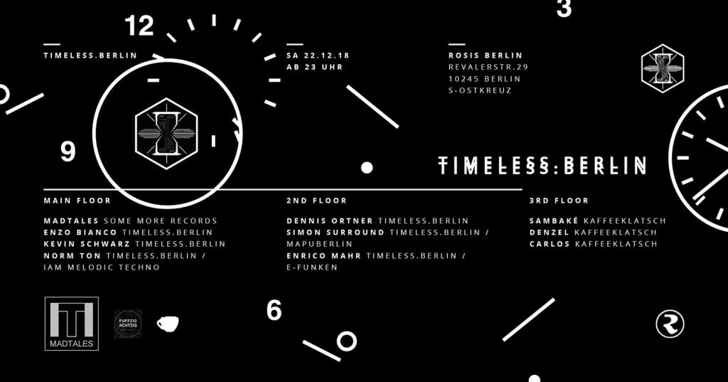 Timeless Last Rave @Rosis