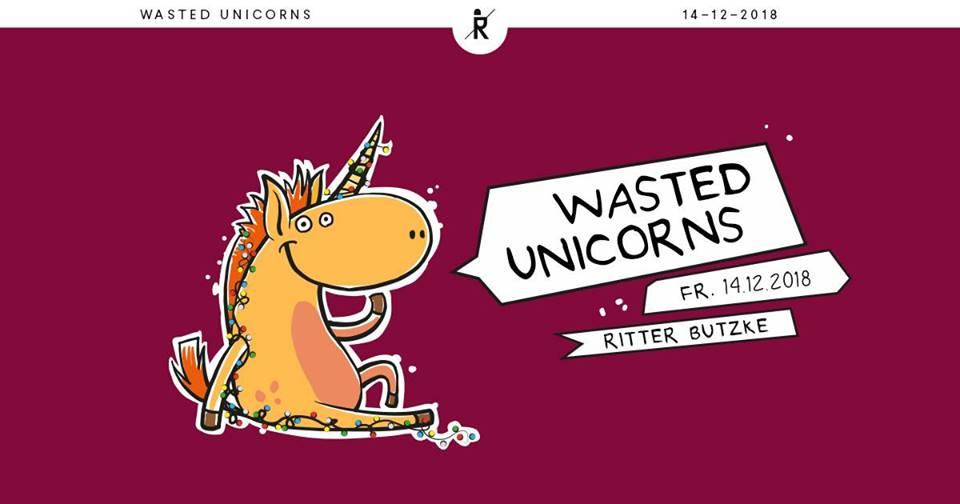 Wasted Unicorns Ritter Butzke