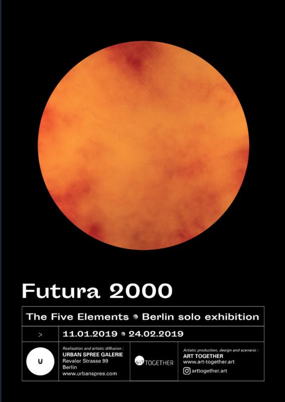 Futura 2000 Urban Spree