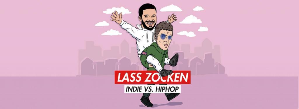 Lass zocken Indie vs. HipHop