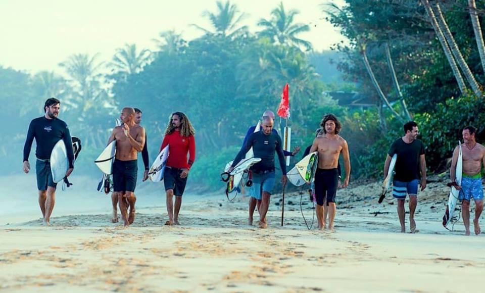 Surf Film Nacht Momentum Generation