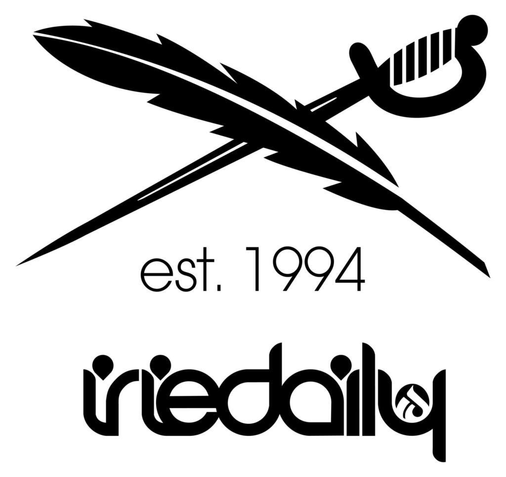 IRIEDAILY Flag Logo