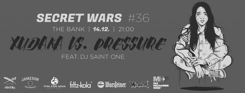 Secret Wars Hamburg Round 36