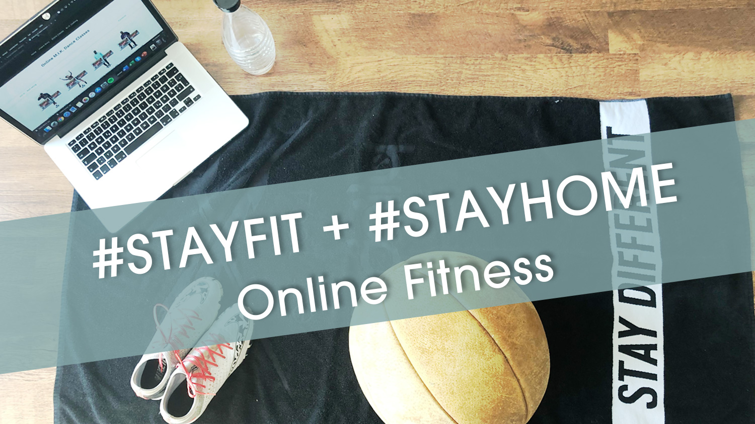 Stay fit + home