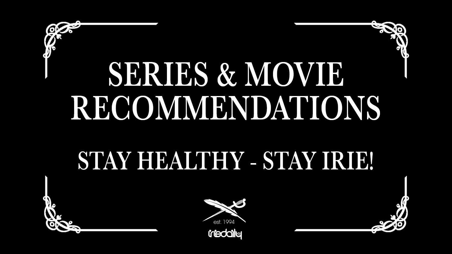 IRIEDAILY series & movie recommendations