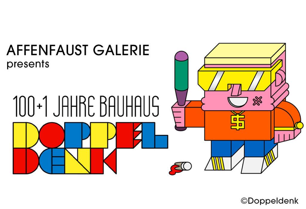 Affenfaust Galerie Doppeldenk Start