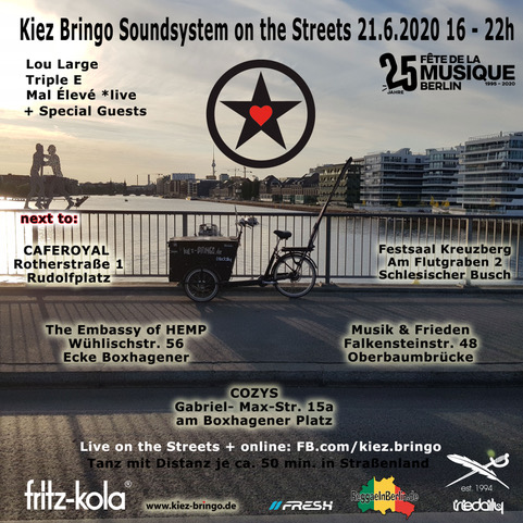 Kiez Bringo Soundsystem