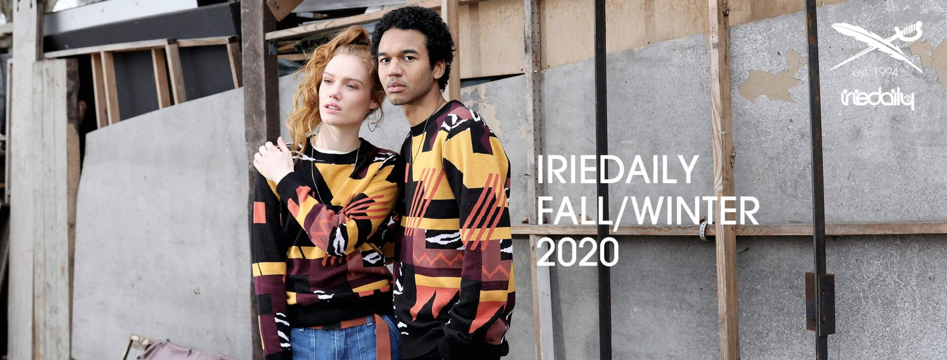 IRIEDAILY Fall/Winter 2020 Kollektion