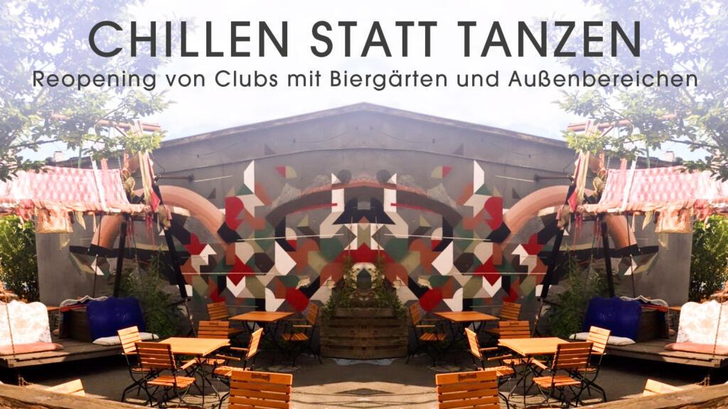 Clubs mit Biergärten