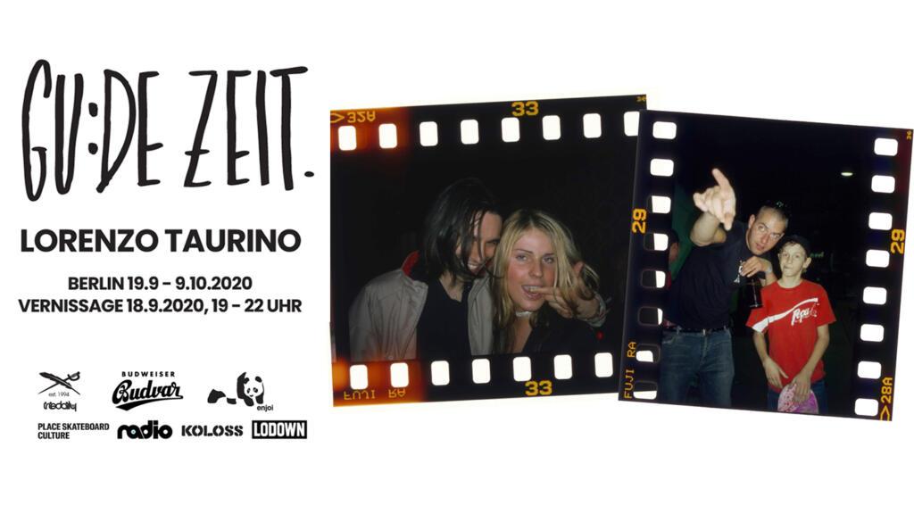 Gude Zeit Lorenzo Taurino