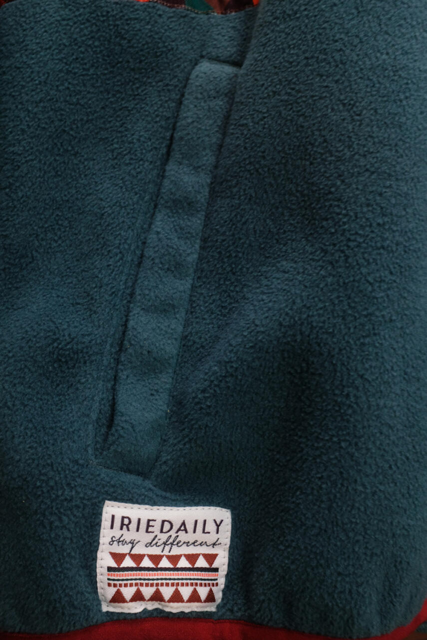 IRIEDAILY Items of the Week #54 Hopi Fleece Troyer