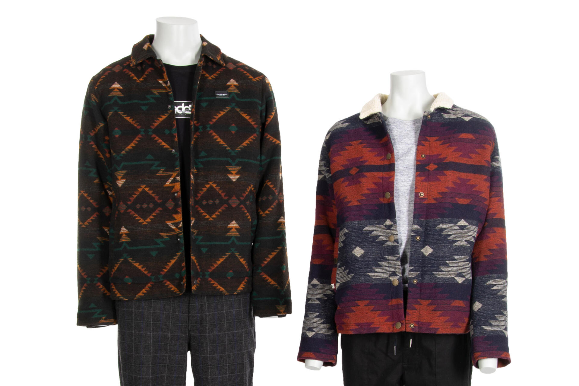 IRIEDAILY Items of the Week #55 Santania jacket & Team Sherpa Jacket