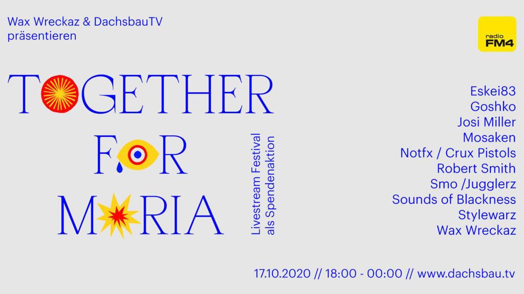 Together For Moria Blog