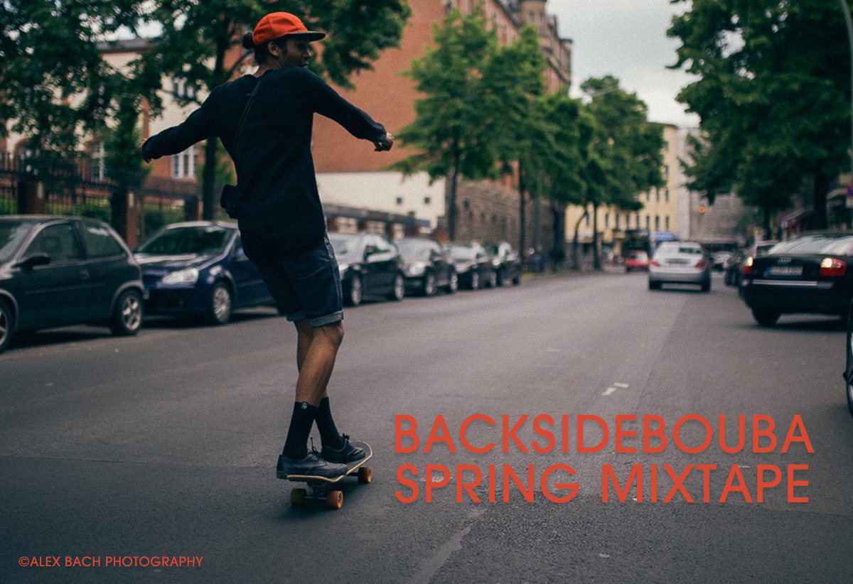 Backsidebouba Spring Mixtape