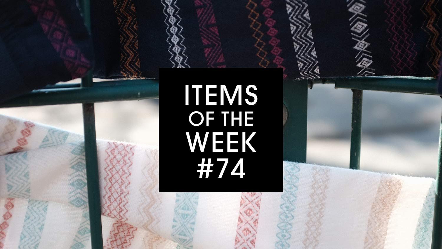 IRIEDAILY Items of the Week #74