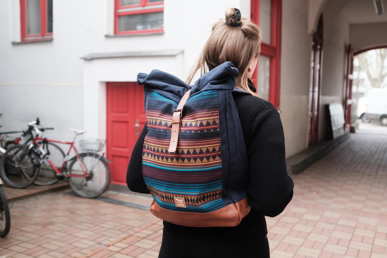 IRIEDAILY Items of the Week #77 Vintachi Backpack & Rolltop